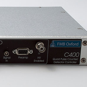C400 Four Channel Pulse Processor